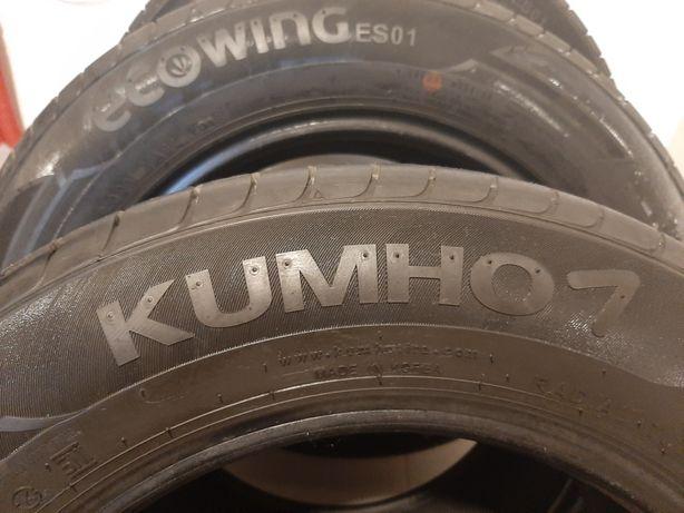 Jak nowe! Opony 5tyś.km KUMHO Ecowing ES01 185/65/15 88H