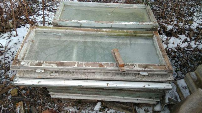 Вікна деревяні 93см х 42см