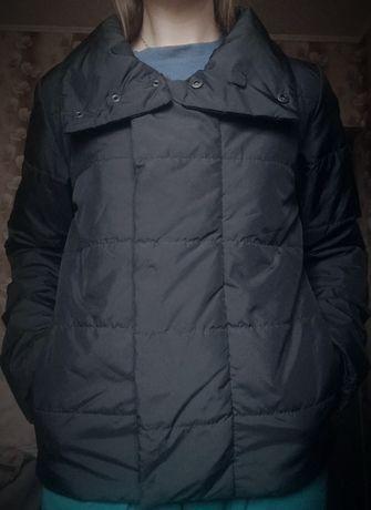 Куртка черная (весна-осень)