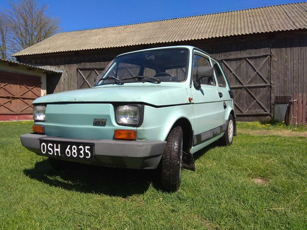 Fiat 126p. Polski klasyk