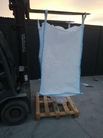Worek big bag 90x90x170 cm lej zasyp/wysyp Sprzedaż hurtowa !