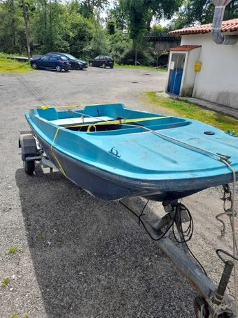 Barco de recreio
