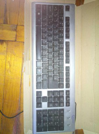 Клавиатура gembird standard pc keyboard