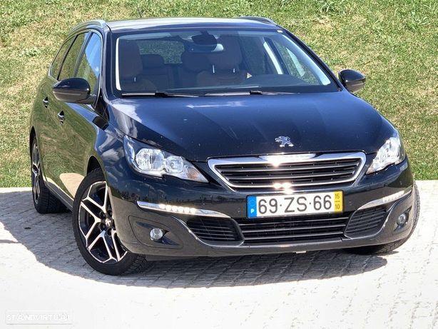 Peugeot 308 SW 1.6 BlueHDi Allure Tecto Panorâmico