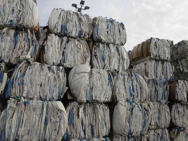 Worek typu big bag 95/95/130cm Na Kukurydzę Zboża oraz inne