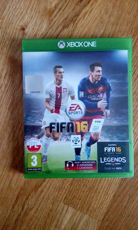 Gra Xbox One - FIFA 16