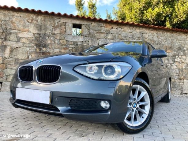 BMW 118 dA Line Sport