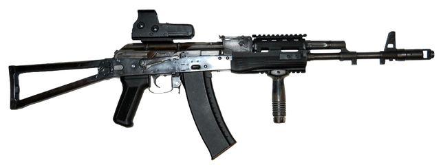 Replika ASG - stalowy karabin AK-74 Tactical (E&L) + TUNING
