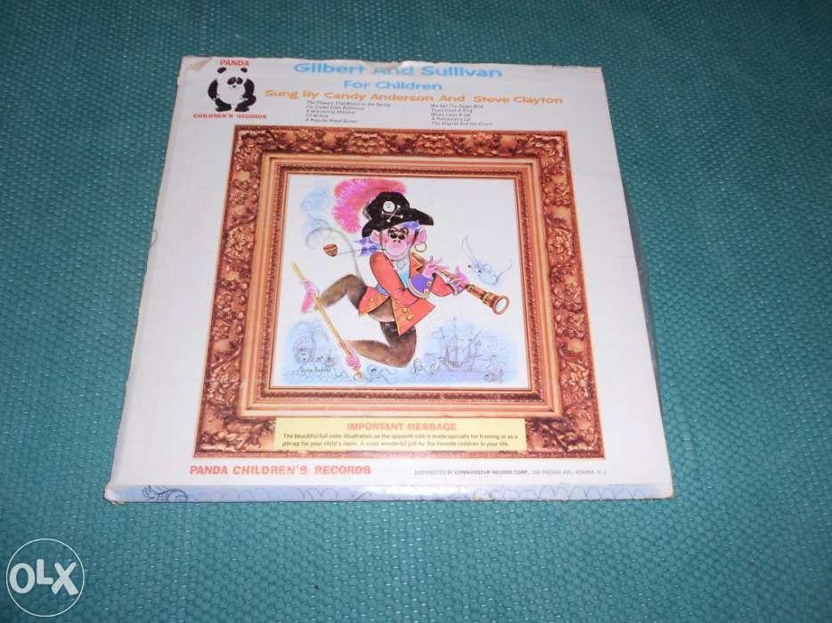 Candy anderson e steve clayton - gilbert and sullivan for children Miranda do Corvo - imagem 1