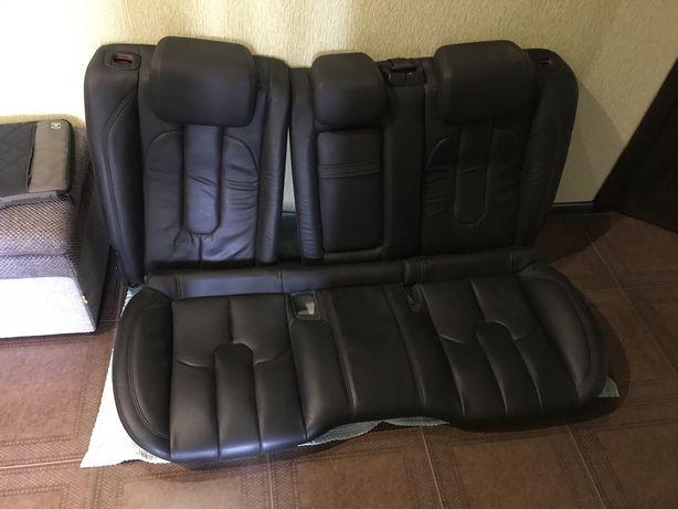 Сидения диван Range Rover Evoque салон