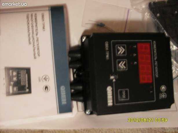 Измеритель-регулятор одноканальный ОВЕН ТРМ1 Н.У.Р. ОВЕН 2ТРМ1 Н.У.Р