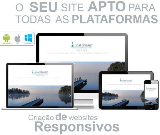 Paginas internet - criar site - fazer site webdesign internet- website