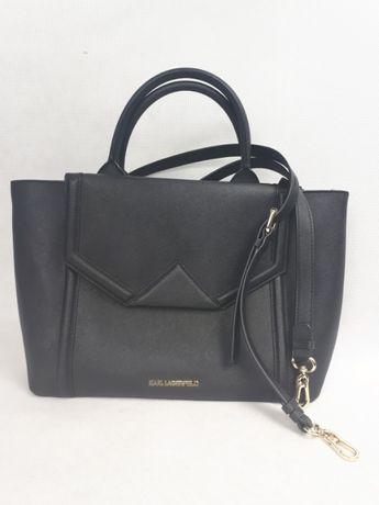 Ekskluzywna kolekcja KARL LAGERFELD torba torebka shoperka teczka