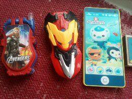 іграшки телефон машинка
