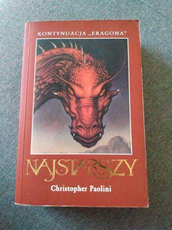 Najstarszy - Christopher Paolini