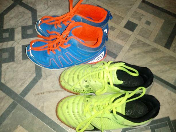 Buty chłopięce rozmiar 32 2 pary