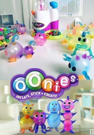 Конструктор Oonies з надувних шаріків. Створюйте та розвивайтесь разом