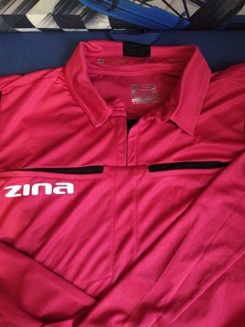 Koszulka sędziowska ZINA SIENA XL różowa GETRY GRATIS