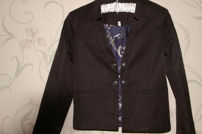Пиджак школьный 146-152