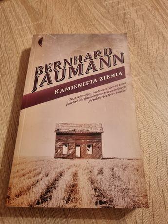 Kamienista ziemia B. Jaumann książka