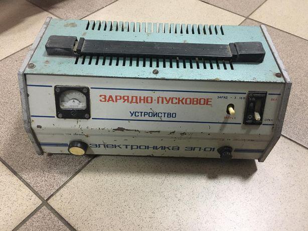 Зарядное пусковое устройство Электроника ЗП-01