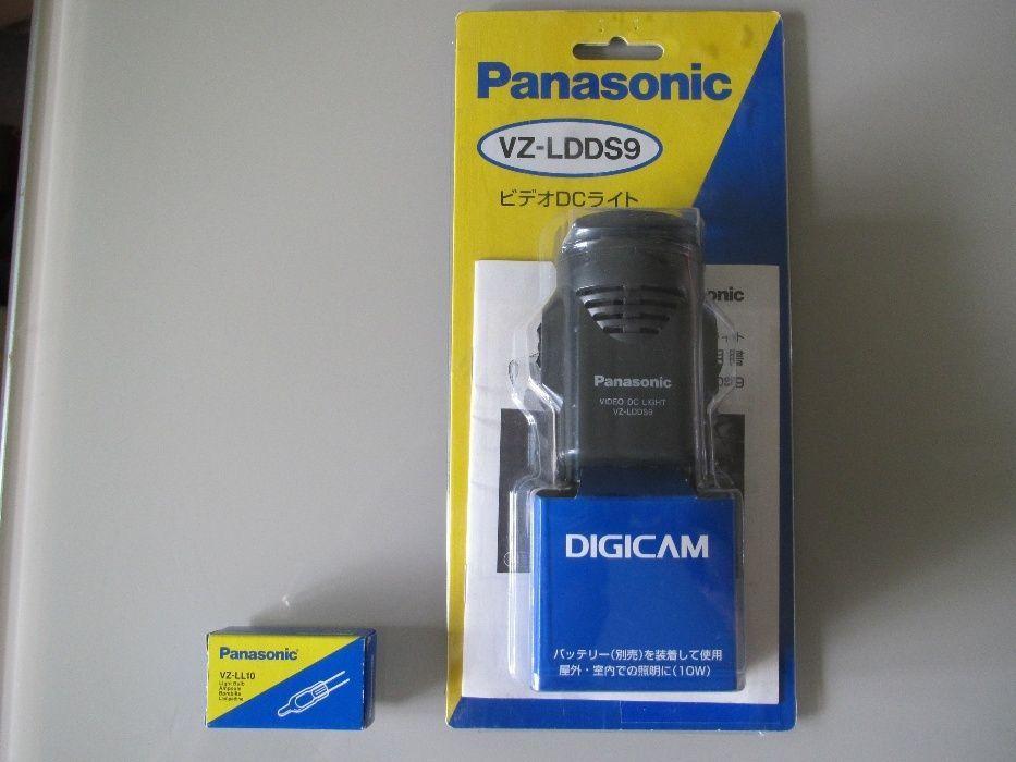 Накамерный фонарь-прожектор Panasonic VZ-LDDS9