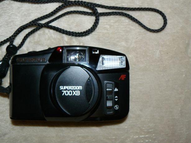 Aparat Fotograficzny Olympus Superzoom 700 XB jNowy Etui