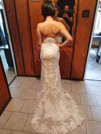 Suknia ślubna Enzoani BT 17 08