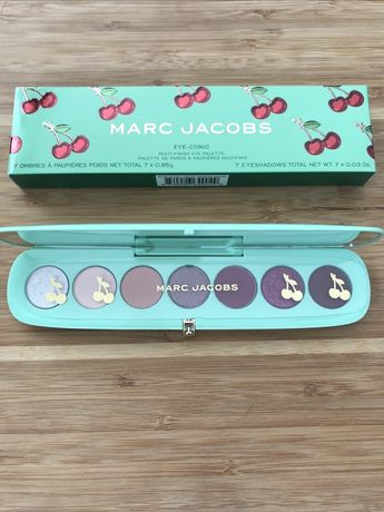 Paletka, cienie - Marc Jacobs Eye-Conic Multi-Finish Palette 880