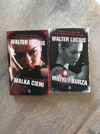 """Motyl i burza"" i ""Walka cieni"" - Walter Lucius"