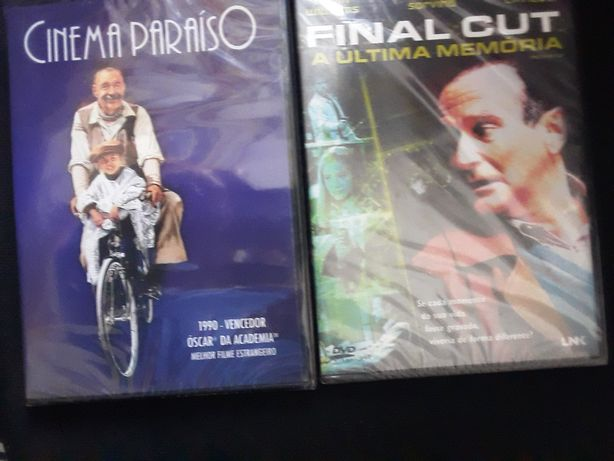 Cinema paraiso/final cut Ultima Memoria