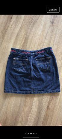Piękna spódnica jeansowa Tommy Hilfiger