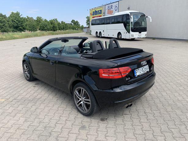 audi a3 kabrio 1.8T klimatronik navi ksenon skora/mozliwa zamiana/