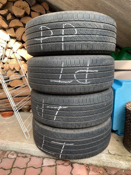 Opony 265/60R18 M+S Michelin Latitude