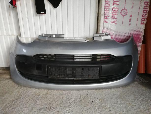 Zderzak przedni przód Citroen C1 2008r Peugeot 107 kolor Ktb Srebrny