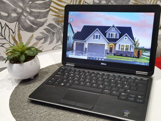 Ultrabook Dell E7240, Dysk SSD 256GB, 8GB RAM, WIN10-MEGA SZYBKI