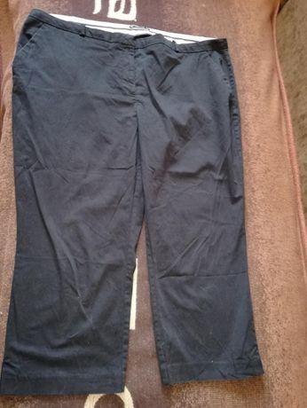 Dunnes Stores spodnie 7/8 dla puszystej 48