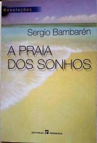 """Livro """"A Praia Dos Sonhos"""" Sérgio Bambarém, Editorial Presença"""