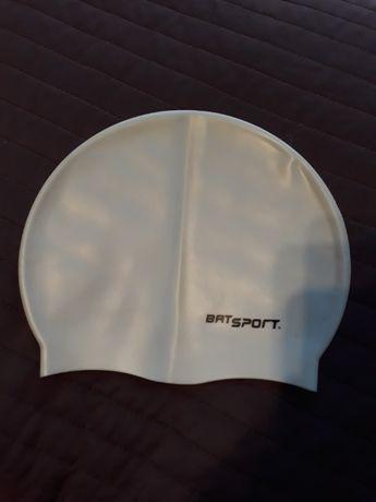 Oddam za czekoladę nowy czepek kąpielowy silikonowy Batsport