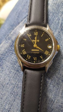 Механические наручные часы Рекорд