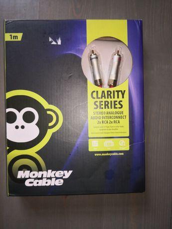 Monkey clarity rca  1m