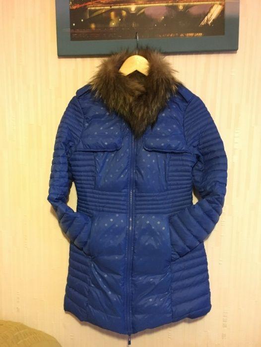 Легкий пуховик курточка-плащ Landclape женский s/m Киев - изображение 1