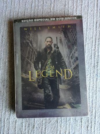 I Am Legend (2007) - Steelbook