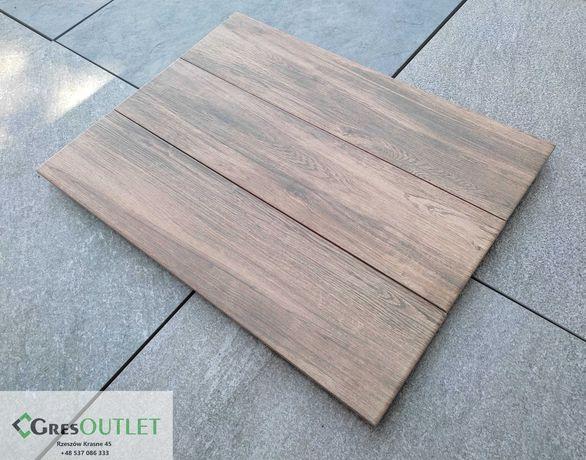 Przytulna Kuchnia! Płytki Drewnopodobne 15x60cm Gat.1
