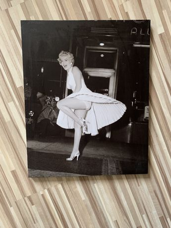 Obraz Marylin Monroe 50x40cm