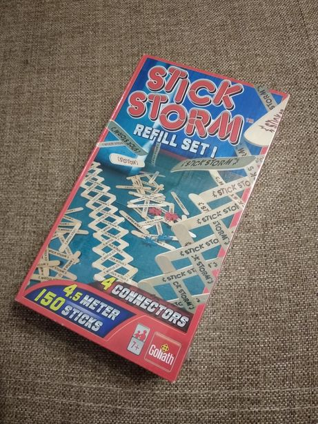 Редкий конструктор Stick Storm новый