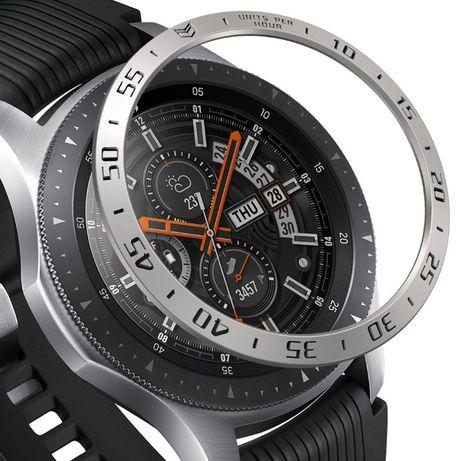 Samsung Galaxy Watch 46mm Bluetooth Gratis Obręcz! R800 Pasek!