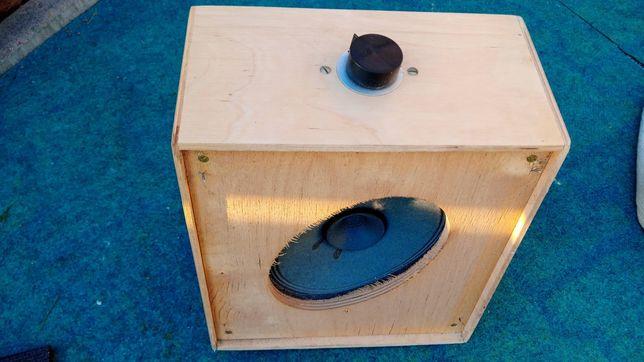 Głośnik kołchoźnik UNITRA Tonsil nowy radiowęzeł