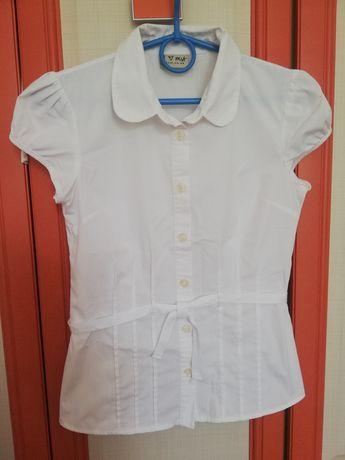 Школьная блузка р146 Next