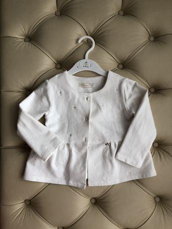 Bluzeczka/marynarka dziewczęca Wójcik Ceremony rozmiar 92